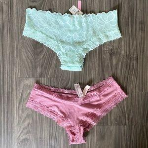 Victorias Secret/PINK Assorted Panties NWT